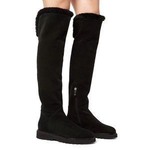 NWOB Aquatalia Kiara Over the knee boot